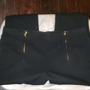 SALE 🔥Ralph Lauren Black Skinny Dress Pants 18